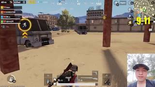 Pubg with friends on Saturday On Hit