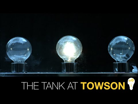 The Tank at Towson: Dr. Erik Scully