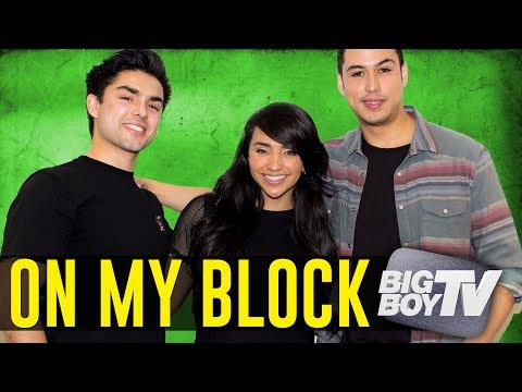 Julio & Diego Talk On My Block Season 2 Latino Representation in Hollywood + More