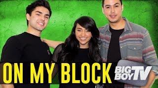 Julio & Diego Talk On My Block Season 2, Latino Representation in Hollywood + More!