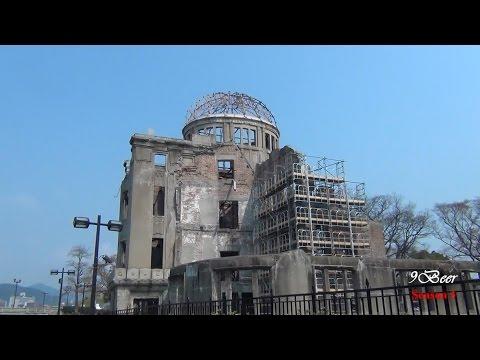 Peace park Hiroshima สวนสันติภาพที่ฮาโรชิม่า