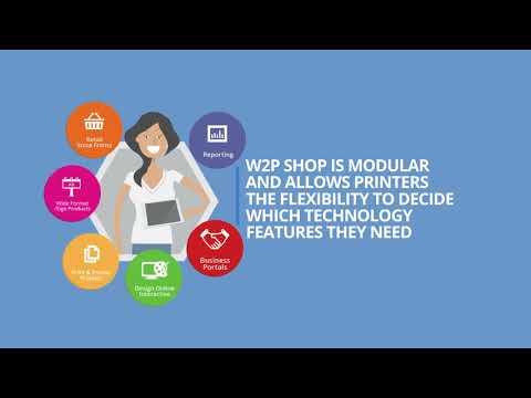 Web to Print Shop Technology Intro