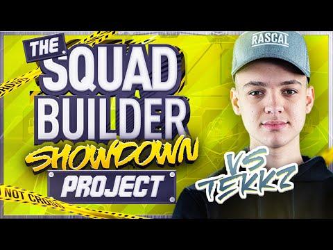 FIFA 19 SQUAD BUILDER SHOWDOWN VS THE BEST IN THE WORLD!!! The Squad Builder Showdown Project Finale