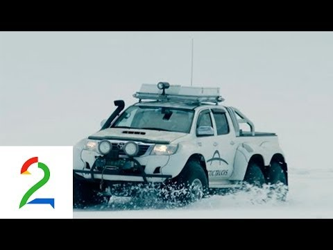 Amazing Arctic Truck på Island med Broom og Jan Erik Larssen TV 2