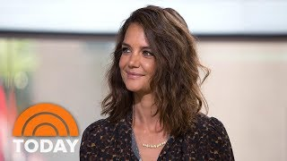 Katie Holmes Talks About 'Logan Lucky,' 'Ocean's Eight' and Suri at 11 | TODAY