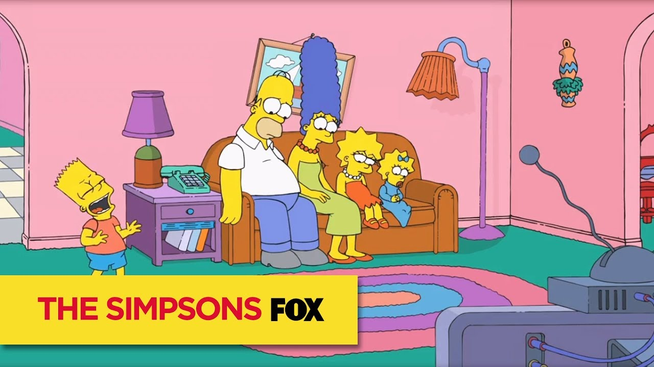 Every Simpson S Couch Gag Seasons 11