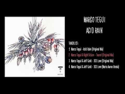 Marco Tegui & Night Vision - Teurel (Original Mix)