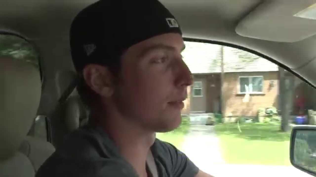 Matt Duchene Surprises Kid At His House