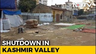 Amid Reports Of Harassment Of Kashmiris After Pulwama, Shutdown In Valley