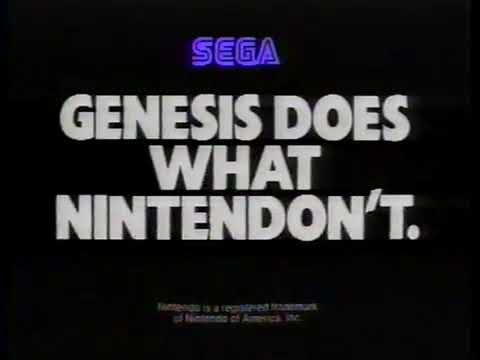 Michael Jackson's Moonwalker Commercial for the Sega Genesis