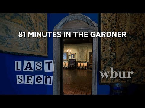 Listen to Last Seen, a True-Crime Podcast That Takes You Inside an Unsolved, $500 Million Art Heist