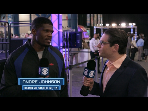 Time to Schein: Andre Johnson talks NFL career