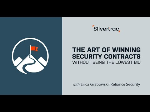 The Art of Winning Security Contracts Without Being the Lowest Bid | The Silvertrac Extra