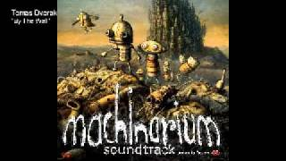 "Machinarium - Tomas Dvorak ""By The Wall"""