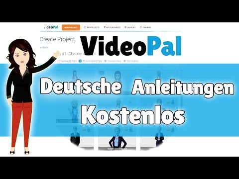 VideoPal Deutsch ►Text To Speech ► REVIEW Anleitungsvideos Deutsch