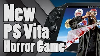 New PS Vita Game You Didn't Know About | New Horror PS Vita Game