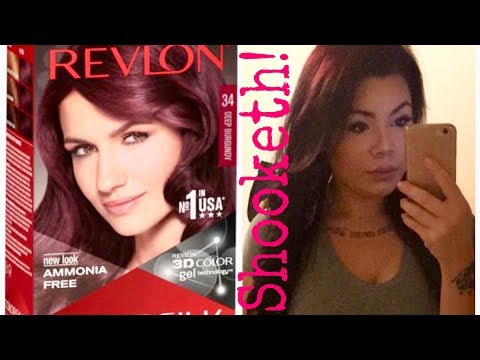 revlon-colorsilk-hair-dye-review-+-demo-|-deep-burgundy-|-tips-on-how-to-make-your-color-last!