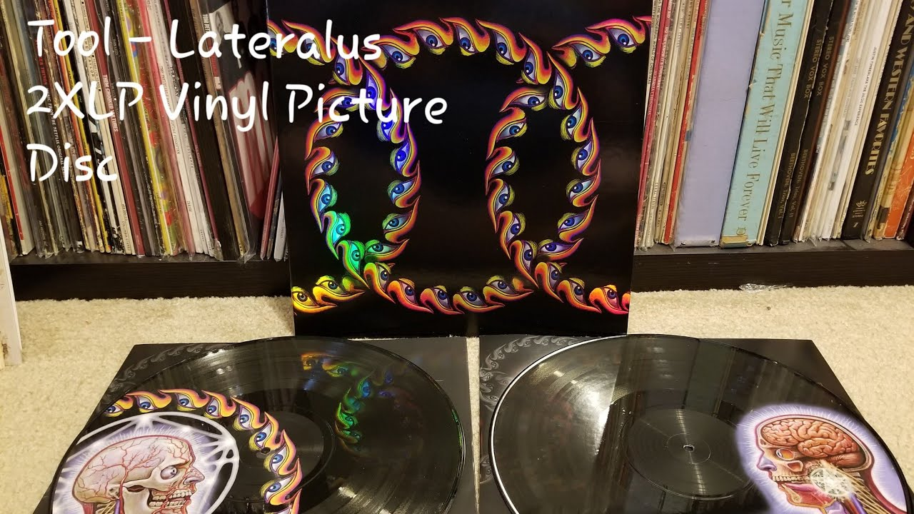 Tool - Lateralus Double Vinyl LP Picture Disc (61422-3116-1 LP)