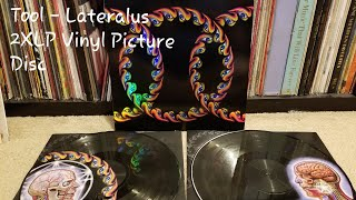 Tool - Lateralus Double Vinyl LP Picture Disc 61422-3116-1 LP