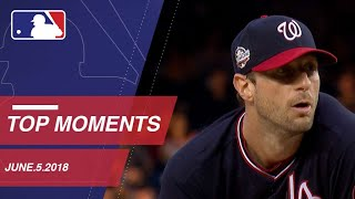 Top 10 Plays of the Day - June 5, 2018