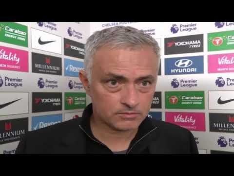 Sarri assistant very impolite, but I accept apology - Mourinho