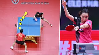 Невероятные розыгрыши - Crazy Table Tennis Rallies