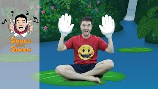 Open Shut Them | Nursery Rhymes and Songs for Kids by Songs with Simon