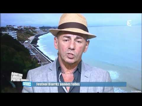 SERGE ISTEQUE FRANCE 3 AQUITAINE BIARRITZ ANNEES FOLLES 2016
