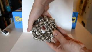 Edge Rhombic Dodecahedron (Zen Magnets)