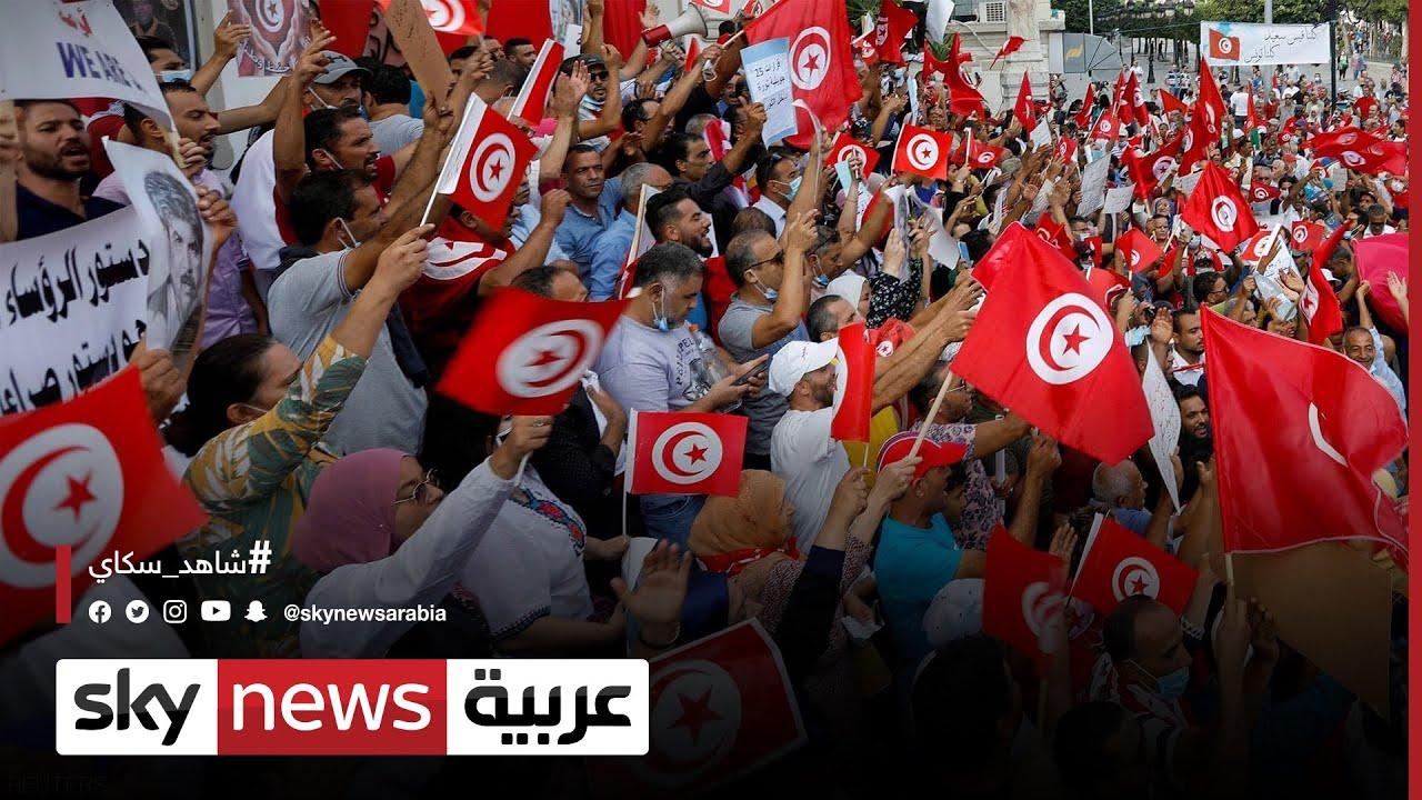 التيار الشعبي التونسي يؤكد ضرورة محاسبة الفاسدين   #مراسلو_سكاي
