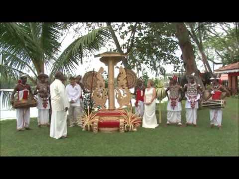 Wedding at Club Bentota in Sri Lanka