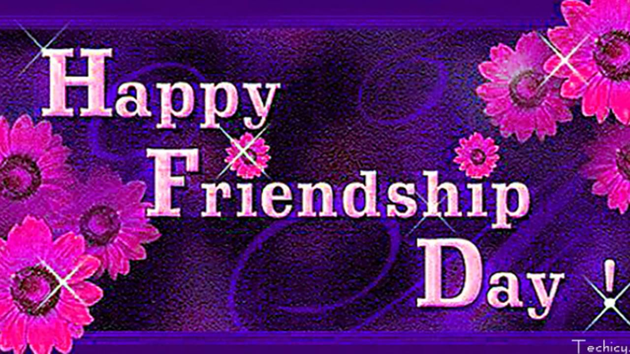 Lovely Friendship Day Msg| Photos Of Friendship| When Is Friendship Day In Year  2017   YouTube