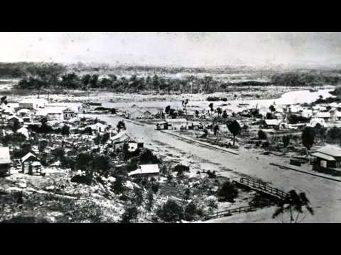 Brief History of Townsville - 1770 to 1900