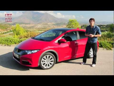 Honda Civic video review - Auto Express