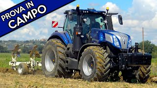 *IN CAMPO* NEW HOLLAND T8.435 GENESIS PLM INTELLIGENCE