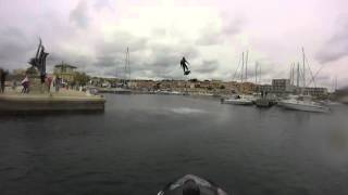 Flyboard Air sets world record for farthest hoverboard flight