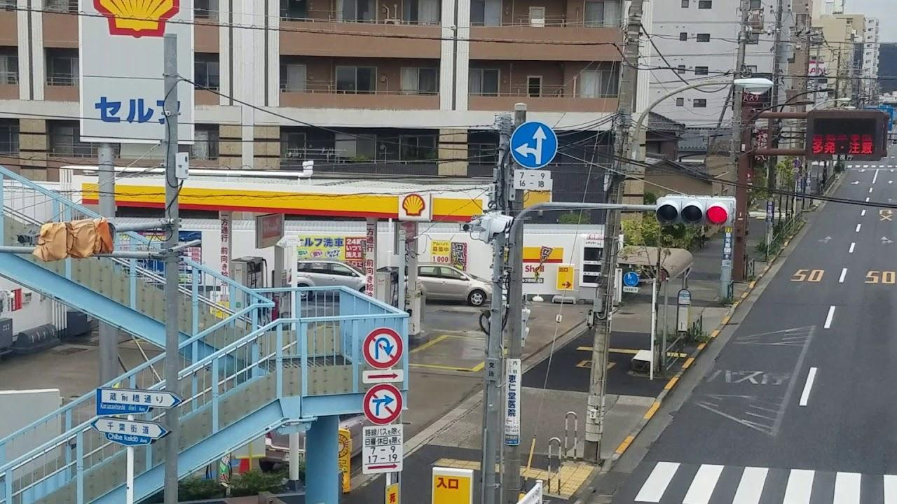 ブラリ歩行】江戸川区の京成江戸...