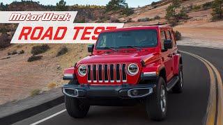 The 2020 Jeep Wrangler EcoDiesel Brings the Torque | MotorWeek Road Test