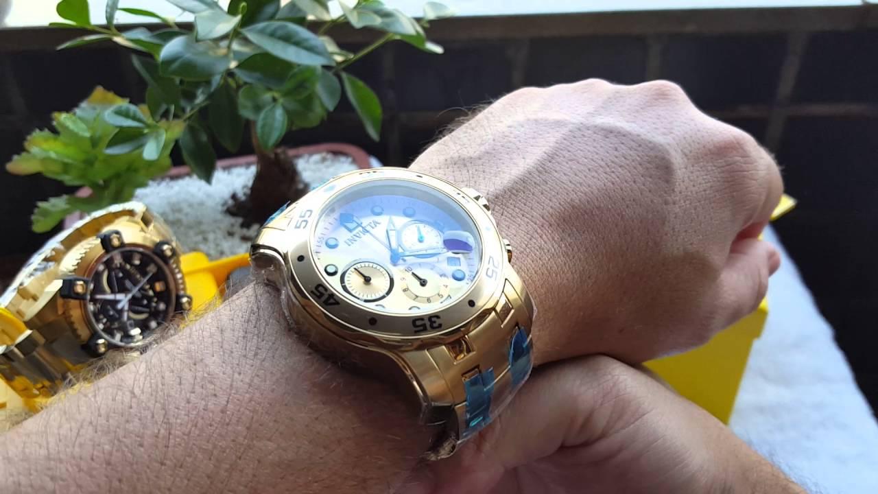 2592b1c802d Lançamento relógio invicta 0074   21924 pro diver scuba diver original  compre já na altarelojoaria - YouTube
