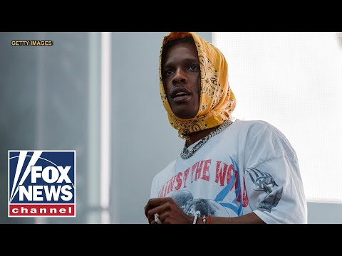 Melania Trump: White House working to bring A$AP Rocky home Mp3