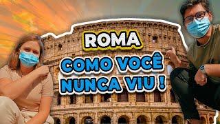 COISAS BIZARRAS QUE VOCÊ VERÁ EM ROMA NA ITÁLIA!