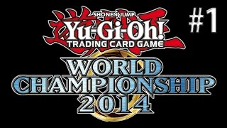 Road to the Yu-Gi-Oh! World Championship [2014] - Rimini (Italy) - Episode #1 - Team Japan