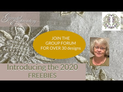 Introducing the 2020 Group Forum freebie designs