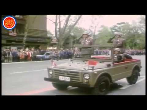 Yugoslavia Victory Parade 1985 JNA - Anthem Yugoslavia