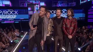 Imagine Dragons Win Pop Rock Duo Group - AMAs 2017