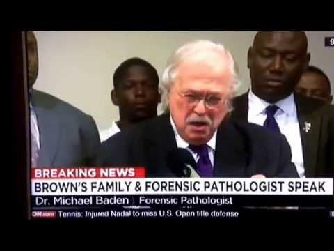 BREAKING NEWS autopsy of Michael Brown report