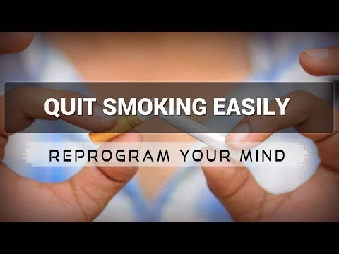 Quitting Smoking affirmations mp3 music audio - Law of attraction - Hypnosis - Subliminal