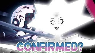 White Diamond Theories Confirmed By Rebecca Sugar! New Interview BREAKDOWN