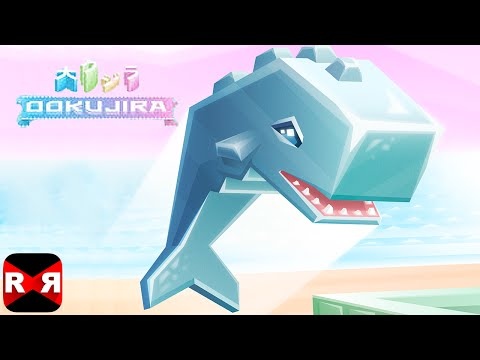 Ookujira - Giant Whale Rampage - iOS / Android - Gameplay Video