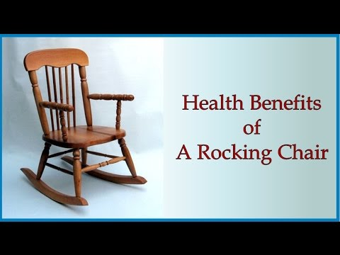 Health Benefits Of A Rocking Chair